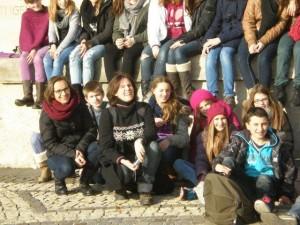 fine équipe à Rüdesheim Dec 2013