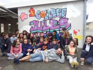 Graffiti 4°4 - ac élèves 20150313_162526